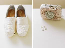 wedding shoes toms white satin toms wedding shoes with lace and retro glam diamond