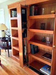 gun storage furniture hidden gun storage secret compartment for