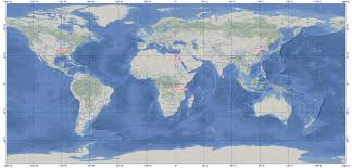 Amazon River On World Map by The Great Pyramid Earth U0027s Natural Ancient Prime Meridian