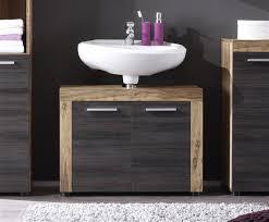 designer waschbeckenunterschrank waschbeckenunterschrank canbo nussbaum outlet