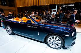 roll royce blue 2015 rolls royce dawn