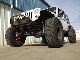jeep stinger bumper prerunner front winch bumper vks fabrication