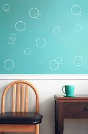 Water Themed Bathroom by Vinyl Dot Circle Wall Decals Bubble Decals Fish Bubbles Bathroom