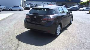 lexus hatchback 2011 2011 lexus ct200h fire agate pearl stock 013669 walk around
