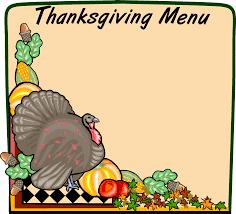 free thanksgiving border free clip free clip