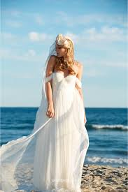 wedding dresses cork the shoulder sweetheart soft chiffon summer wedding