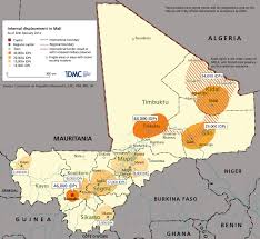 Mali Africa Map by Idmc Left Behind Idps Forgotten In Mali U0027s Southern Cities