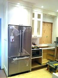 built in kitchen island best built in refrigerator 2017 kitchen island ideas