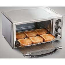 Hamilton Beach Toaster Convection Oven Hamilton Beach Stainless Toaster Oven 31511 The Home Depot