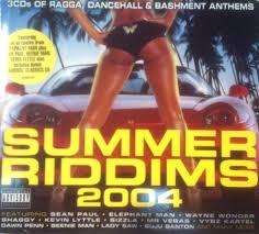 summer riddims 2004 3 x cds unmixed dancehall bashment ragga