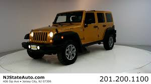 Used Jeep Wrangler Unlimited Jersey City Nj