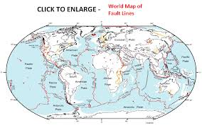 Seattle Earthquake Map by Earthquake Map Of America That Will Make You Think Again Daily Is