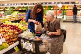 senior food stamp help snap assistance