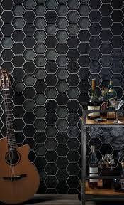 hexagon tile kitchen backsplash 10 cool ways to use hex tiles home select