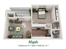 jacksonville 1 bedroom and 2 bedroom apartments the grove