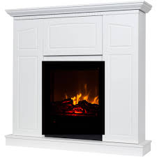 Dimplex Fireplace Media Console Living Room Fireplace Entertainment Center Electric Fires