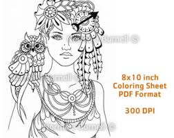 steampunk coloring pages peter steampunk fairy ow tangles digi