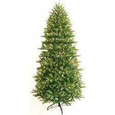 ge 01778 7 5 ft clear pre lit just cut frasier fir