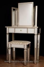 mirrored bedroom furniture nightstands deco chests canonbury