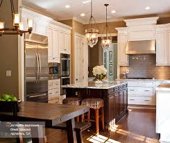 white island kitchen white glazed cabinets and kitchen island kitchen craft