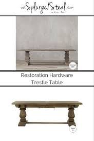 Restoration Hardware Dining Bench by 282 Best Dining Room Images On Pinterest Dining Rooms Dining