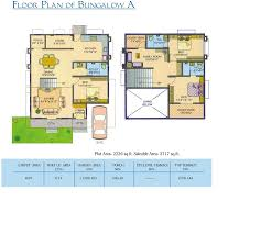 floor plans for row houses in india