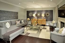 Grey Living Room Walls by Living Room Engaging Modern Family Room Decioration Using White