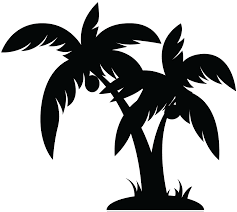 palm tree graphics free clip free clip on