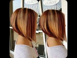 graduated hairstyles how to cut graduated bob haircut step by step youtube