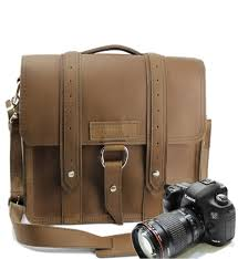Kansas travel camera images Leather camera bags jpg