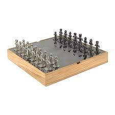 Contemporary Chess Set Buy Umbra Buddy Chess Set Amara