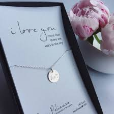 jewelry for wife anniversary gift 14k gold personalized jewelry