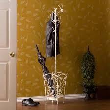 mid century coat rack wayfair