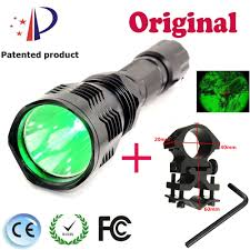 Coyote Hunting Lights Aliexpress Com Buy Original Brand Uniquefire Coyote Hunting