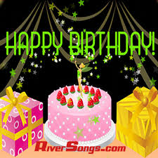happy birthday cards riversongs twitter