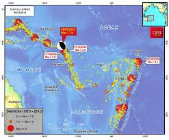 Solomon Islands Map Cea Dam