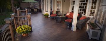 Inexpensive Patio Flooring Options Decking Deck Building Materials At The Home Depot