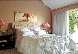 romantic bathroom design white laminated wooden bed frame