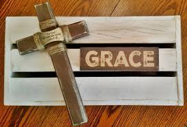 rustic wooden cross for god so loved the world john 3 16