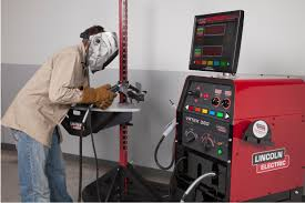 welding ventilation system lincoln electric newsroom automation