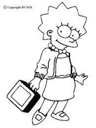 simpson coloring pages the simpsons coloring page wecoloringpage 044 coloring pages