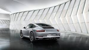 porsche 911 back 2016 porsche 911 carrera first look