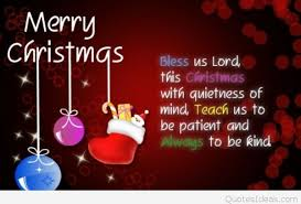 blessings merry lord quote