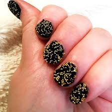 caviar manicure by ciate how to be a graduate