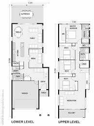 House Floorplans Small Lot House Plans Melbourne Homes Zone