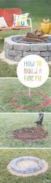 How To Build A Horseshoe Pit In Your Backyard 18 Fire Pit Ideas For Your Backyard Backyard Fire Pit Patio And