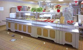 serving line steam tables food service fast service soup and salad bars cafeteria lines and