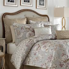 Taupe Comforter Sets Queen Victoria Bedding Collection
