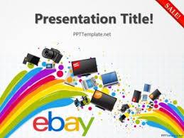 design logo ppt ebay with logo ppt template