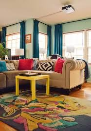 how to hang without nails coffee tables how to hang fabric on ceiling without nails